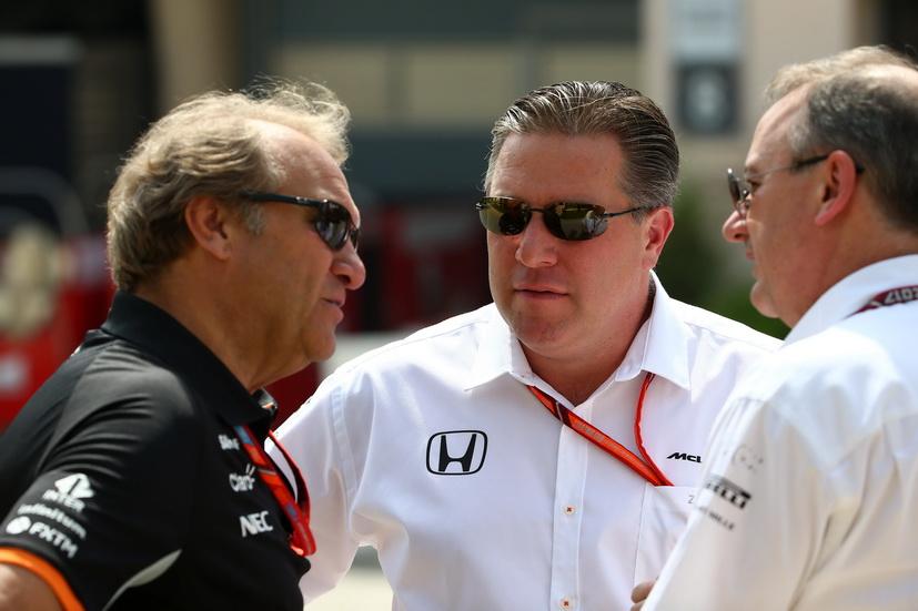 Fórmula 1: Force India tiene miedo a McLaren