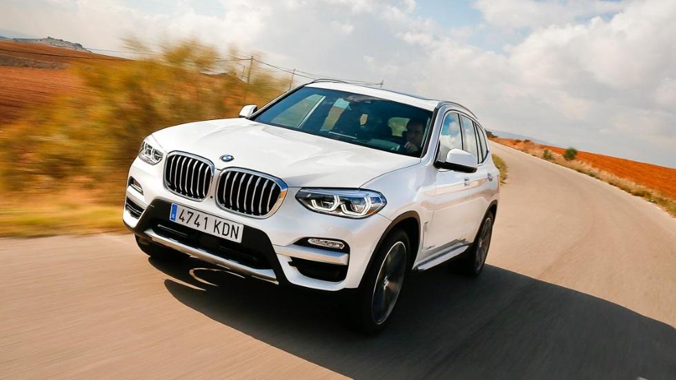 BMW X3 2018: nueva versión más barata, más motores y equipamiento