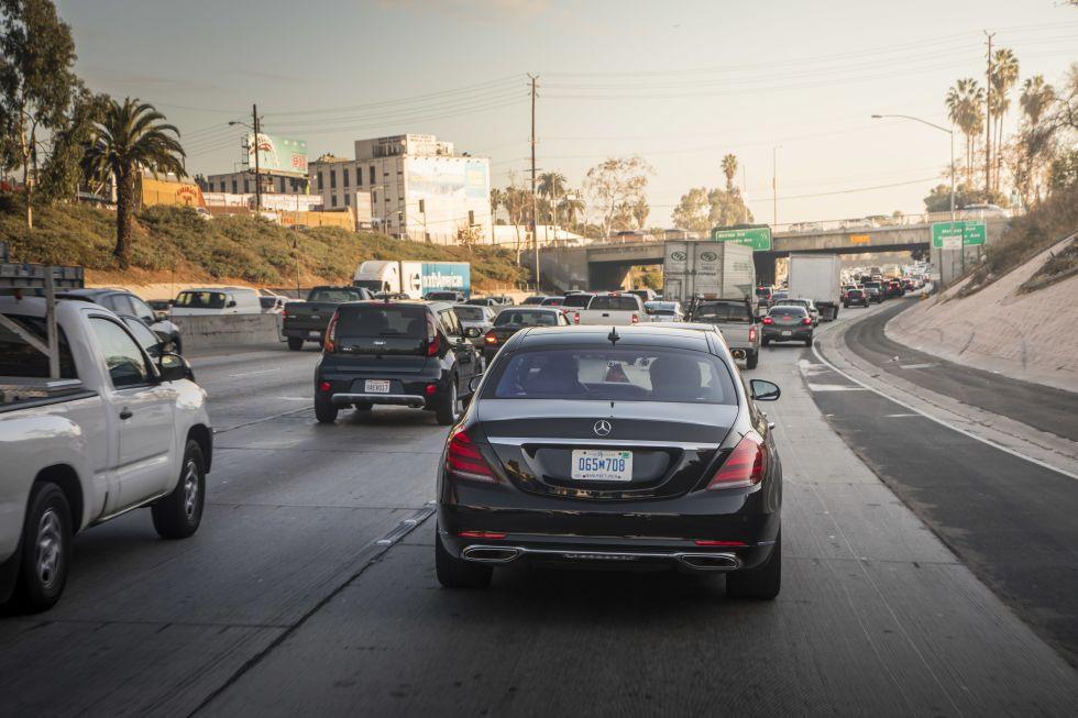 El Mercedes Clase S autónomo ya rueda