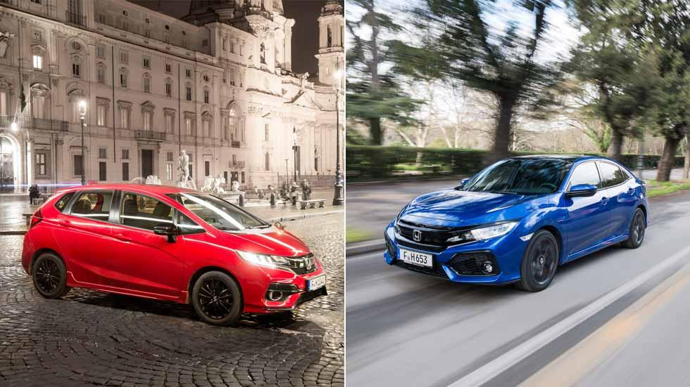 Honda Civic Diesel y Jazz 2018: llegan en febrero y marzo (todos los datos)