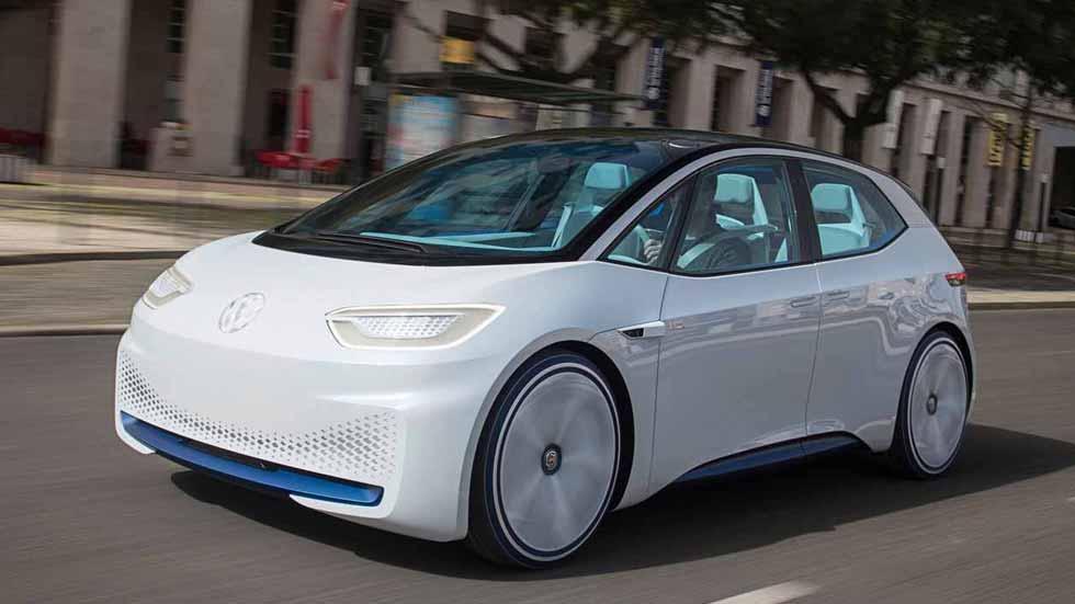 Volkswagen I.D.: la producción del compacto eléctrico, confirmada para 2019
