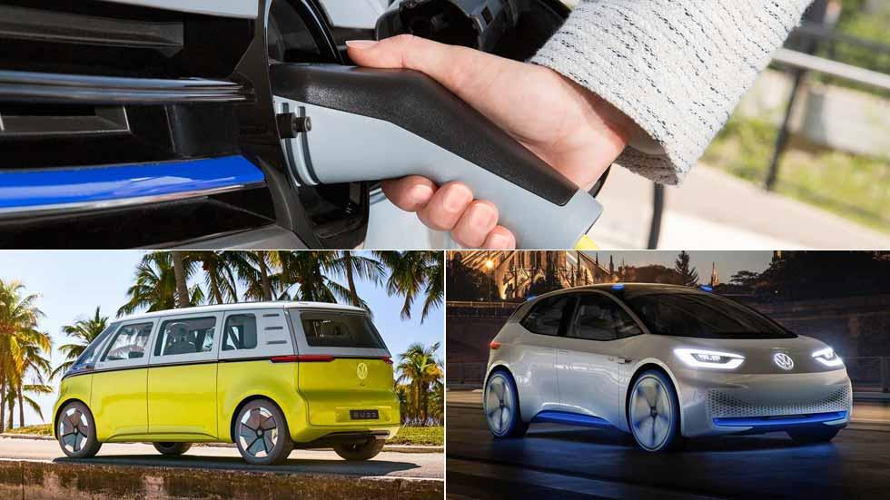 VW I.D. Streetmade, I.D. Cruiser e I.D. Freeler: ¿los nuevos coches eléctricos de VW?