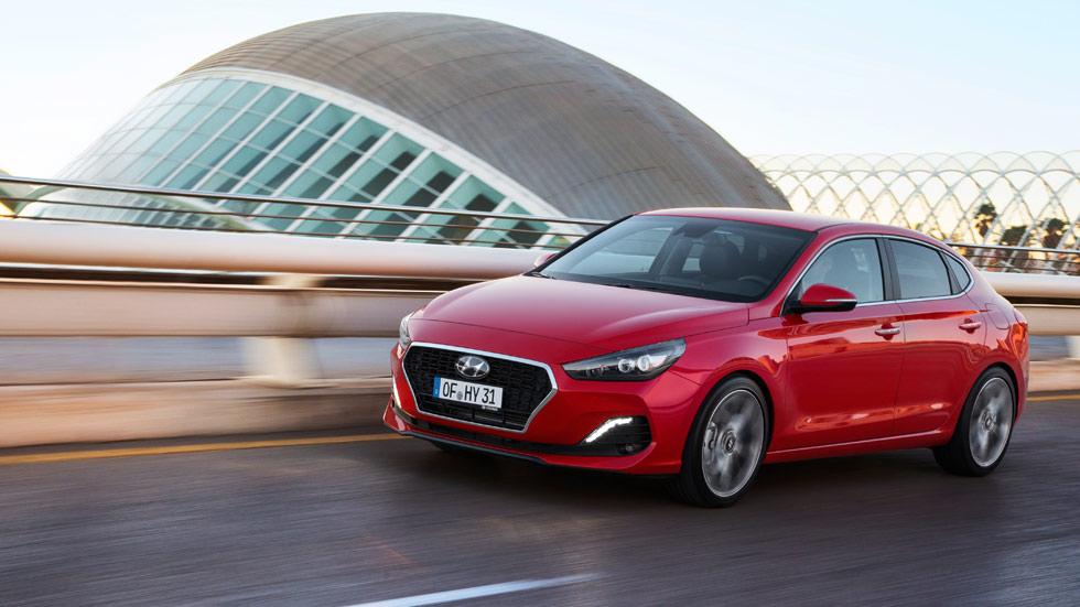 Nuevo Hyundai i30 Fastback: prueba y precios del i30 coupé de cinco puertas