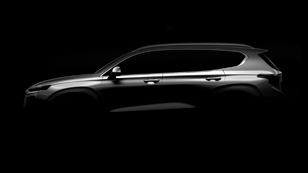 Hyundai Santa Fe 2018: así es el nuevo gran SUV rival de 5008 y Kodiaq