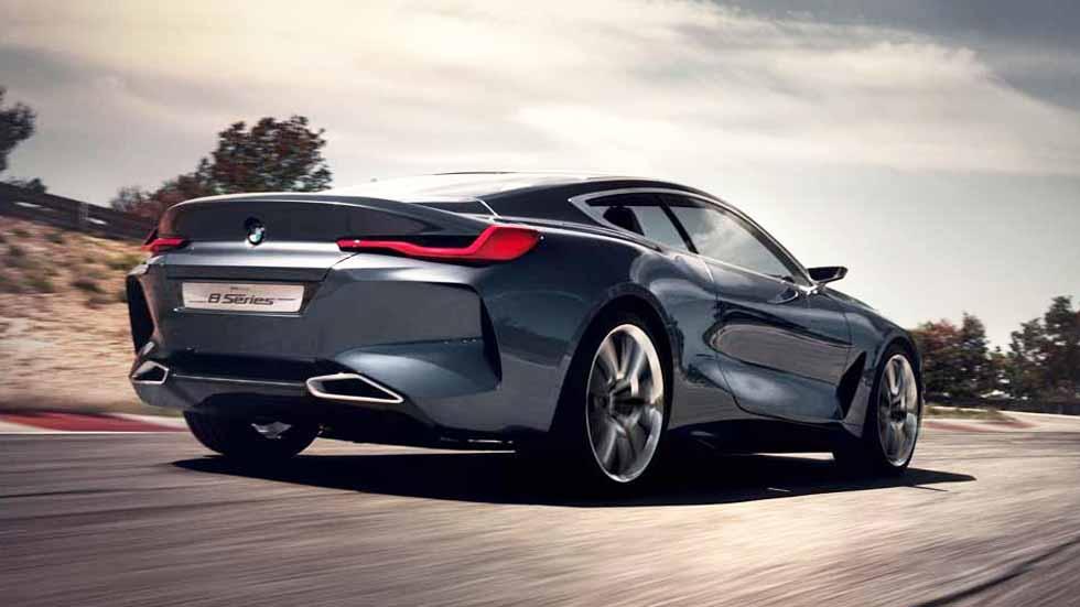 BMW Serie 8 2018: más datos y fotos del próximo súper coupé