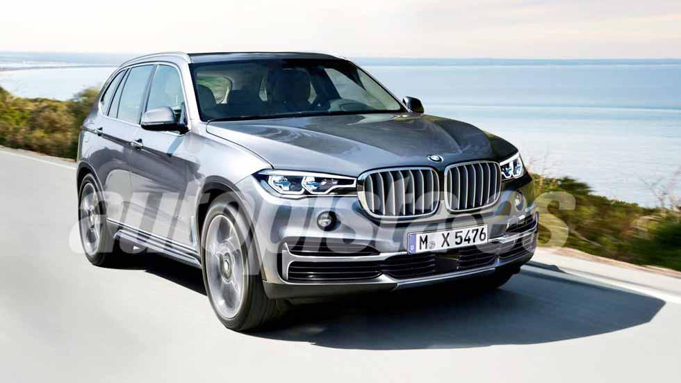 BMW X5 2018: ¿SUV o limusina de lujo? Ambas cosas…