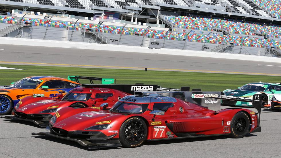 24 Horas de Daytona: mucha igualdad en los libres