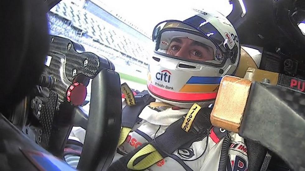 24 Horas de Daytona: Juncadella sexto, el mejor de los españoles en calificación