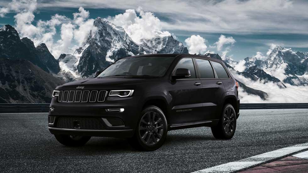 Nuevo Jeep Grand Cherokee S: un SUV muy equipado que llegará en mayo