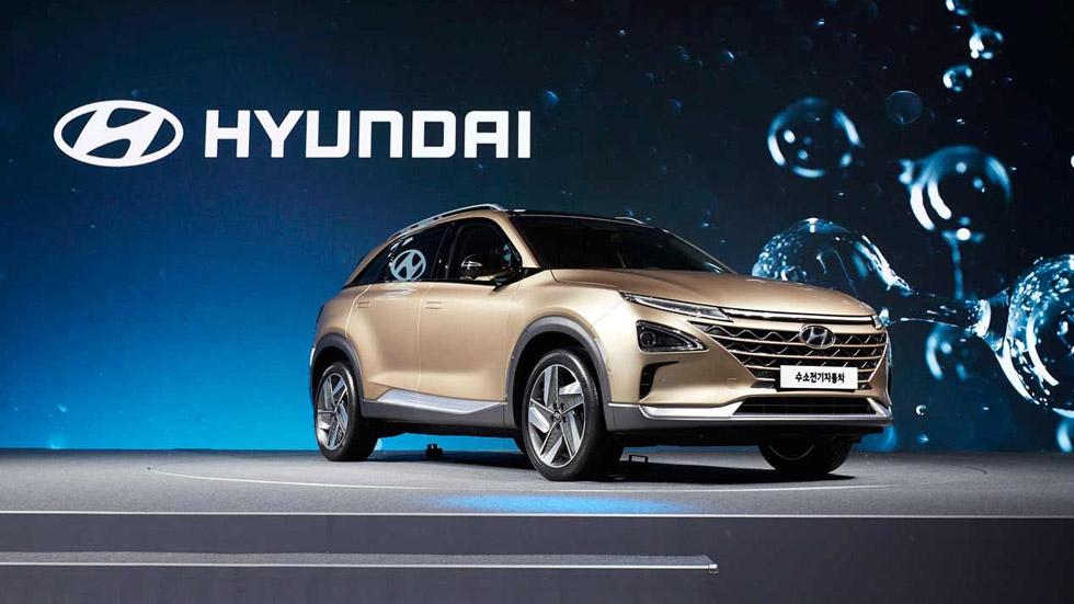 """Los SUV futuros de Hyundai: Sanfa Fe, Tucson 2020, """"mini"""" Kona…"""