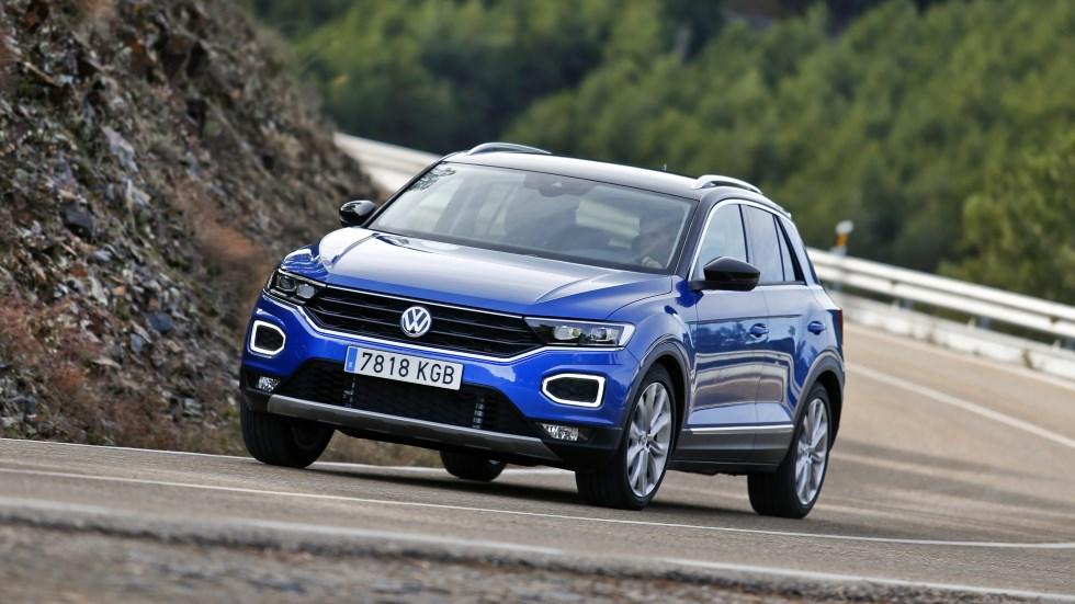 Volkswagen T-Roc 1.0 TSI/115: opiniones y consumo real del esperado SUV
