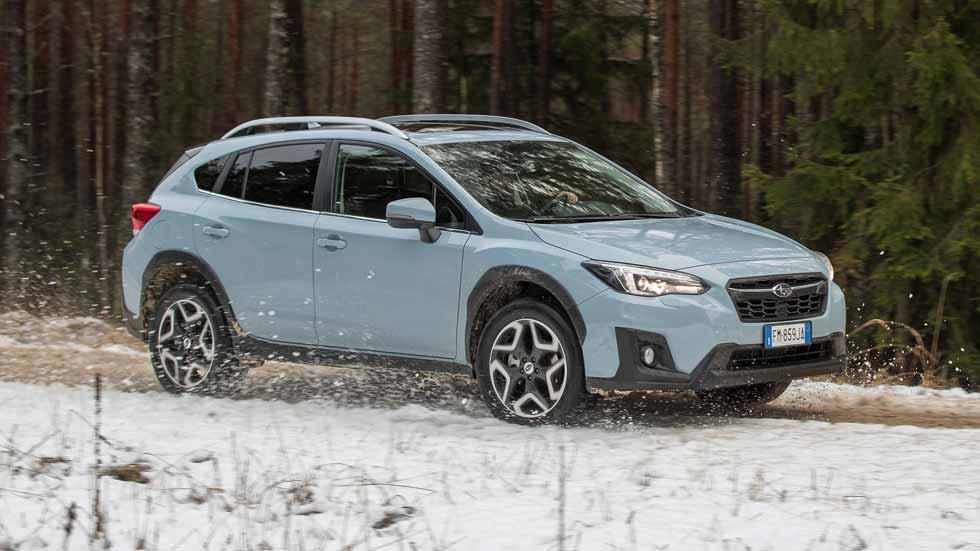 Subaru XV 1.6 114 CV Lineartronic: opiniones y consumo real