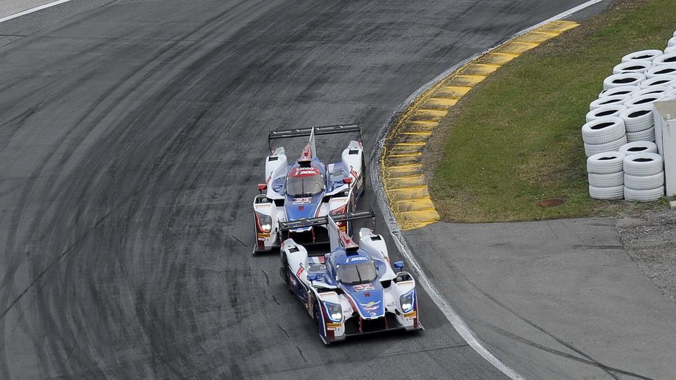 24 Horas de Daytona: 1 hora de carrera y Alonso es 14º