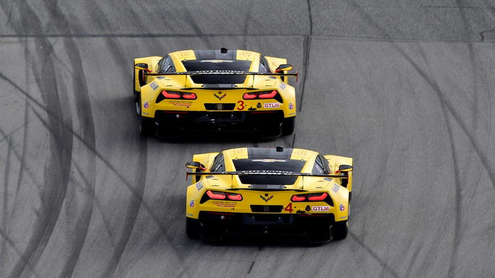 24 Horas de Daytona: faltan 5 horas de carrera y el coche de Alonso es 19º