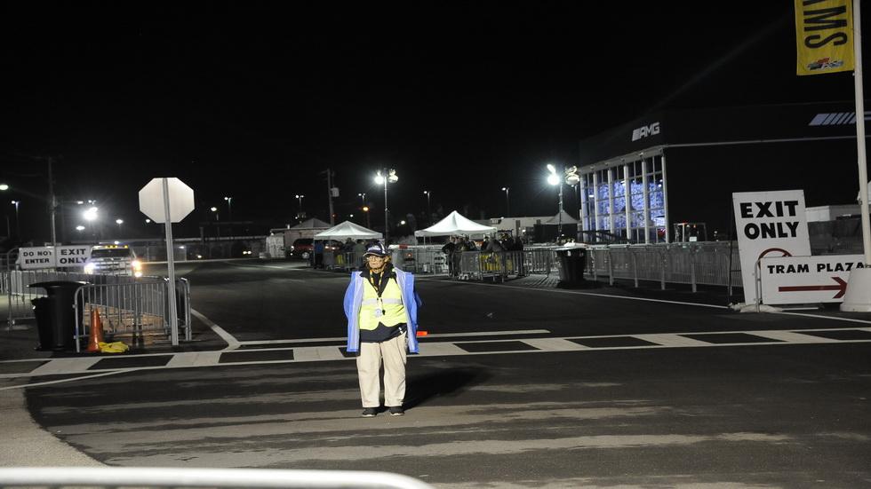 24 Horas de Daytona: una larga noche