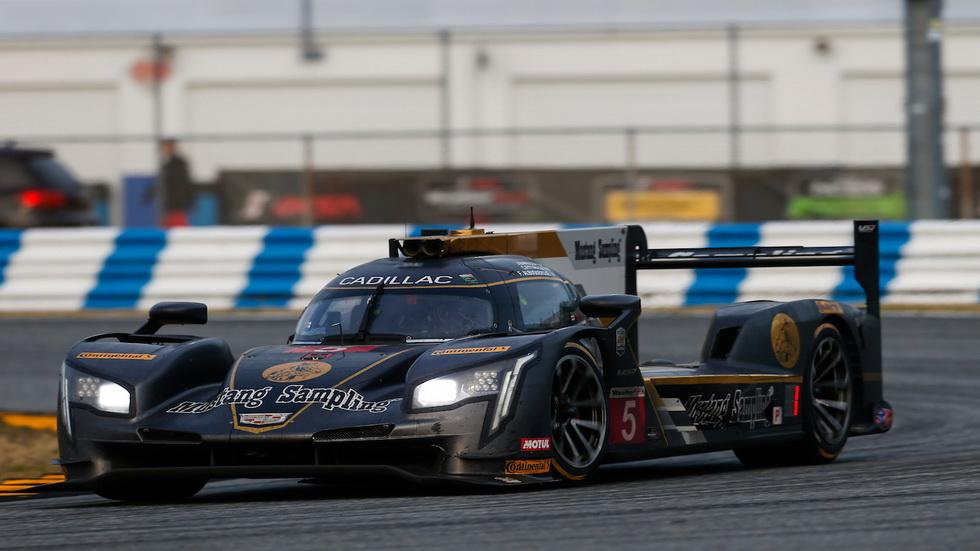 24 Horas de Daytona: doblete de Cadillac, García en el podio
