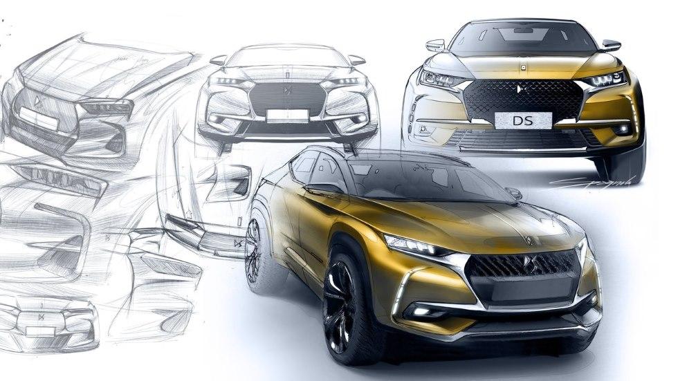 DS 3 Crossback 2019: el SUV estrenará la base de los nuevos Peugeot 208 y 2008