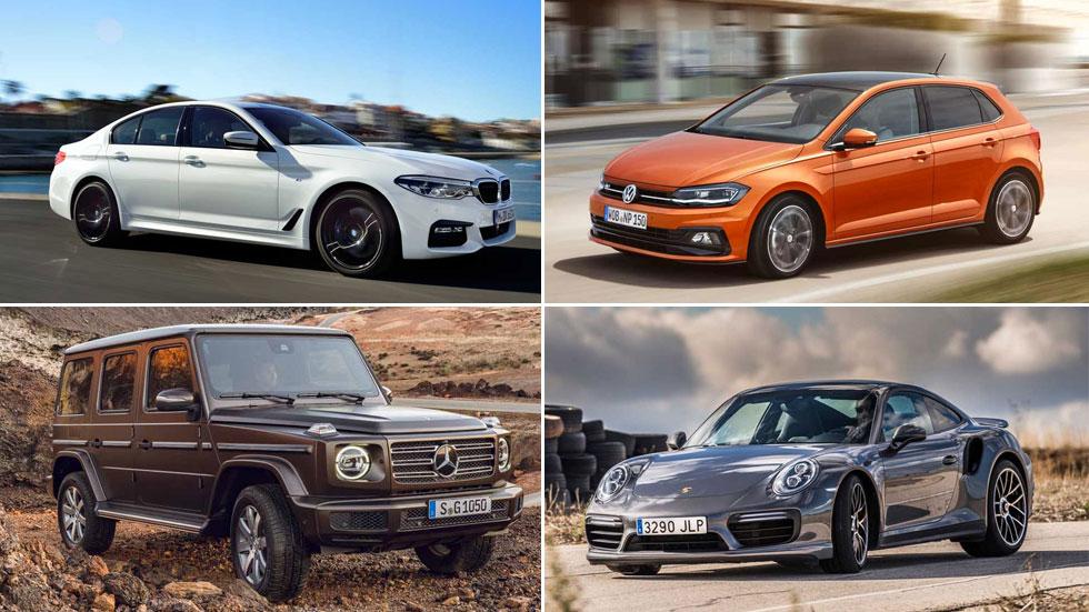 Best Cars 2018: éstos son los mejores coches en Alemania