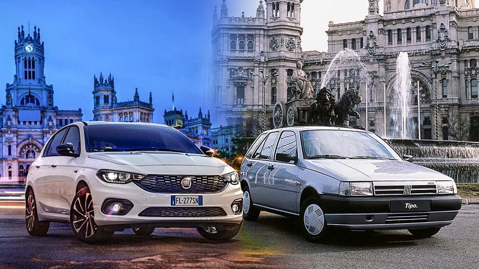 Fiat Tipo: 30 años de un compacto de éxito (gama y precios)