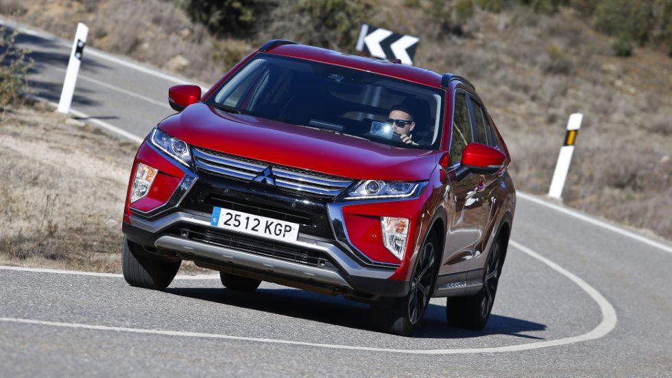 Mitsubishi Eclipse Cross 150T 2WD: opiniones y consumo real del nuevo SUV