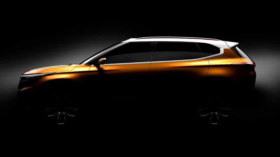 """Kia SP Concept: ¿el nuevo SUV de bajo coste """"hermano"""" del Stonic?"""
