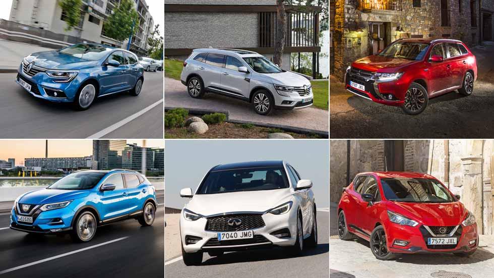 Renault-Nissan supera al Grupo VW en el ránking mundial de ventas de coches