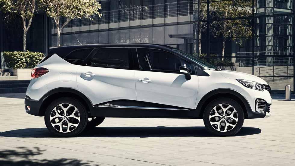 Renault lanzará un nuevo SUV coupé basado en el Dacia Duster