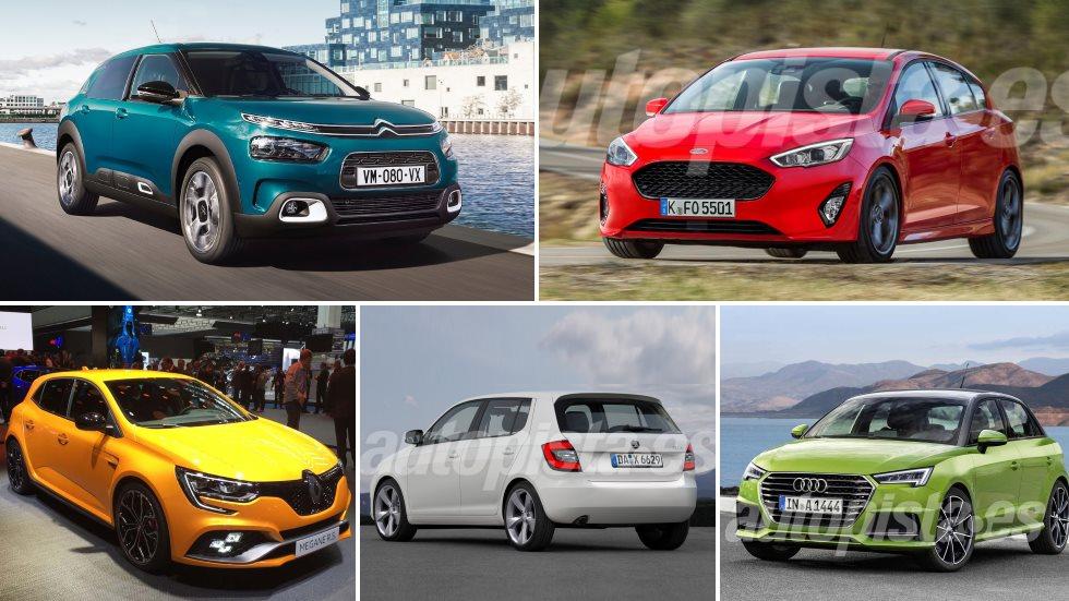 Todos los nuevos utilitarios y compactos de 2018: Focus, C4 Cactus, Clio, Fabia…