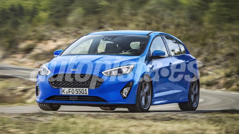 Ford Focus 2018: así será finalmente el compacto que se estrena en abril