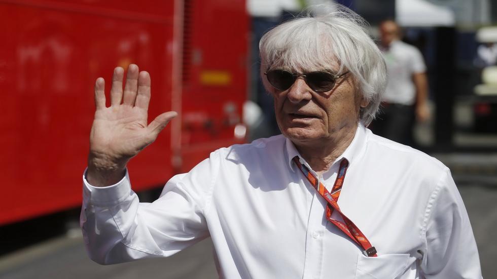 Fórmula 1: Ecclestone critica la desaparición de las pit girls