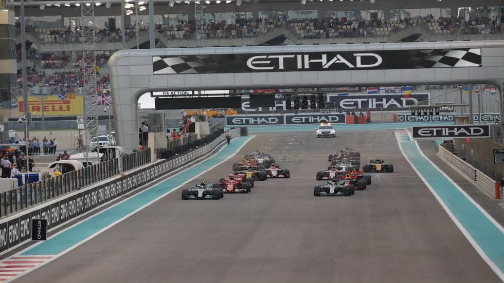 Fórmula 1 2018: todas las fechas y los horarios de los grandes premios