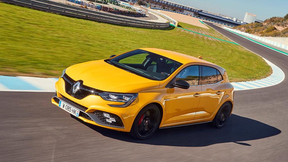 ¡Soñarás con él! Así es el nuevo Renault Mégane R.S., en VÍDEO