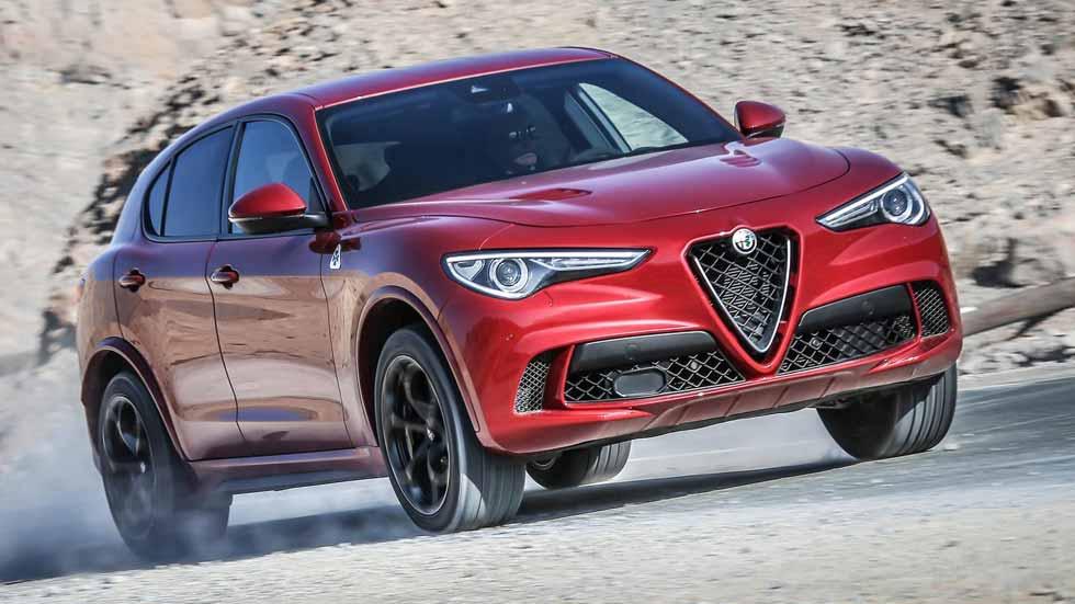 """Alfa Romeo Stelvio Quadrifoglio: a prueba un SUV """"devorador"""" de curvas"""