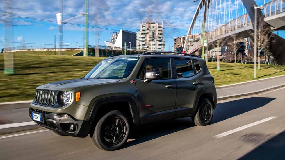 Jeep Renegade 2018: prueba y precios del SUV más barato de Jeep
