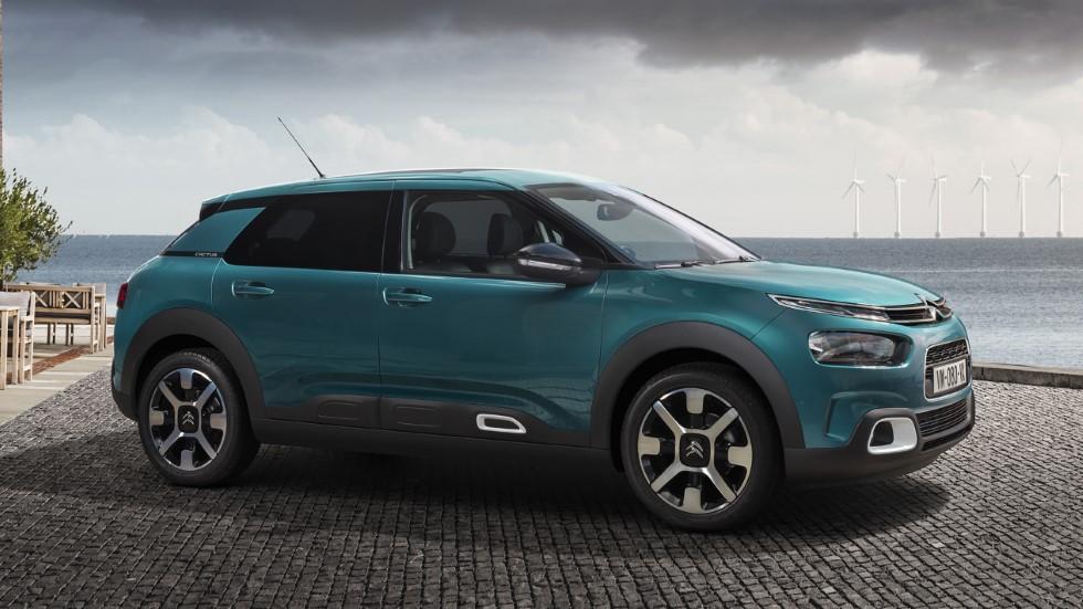 Citroën C4 Cactus 2018, a la venta: todos los precios y gama para España
