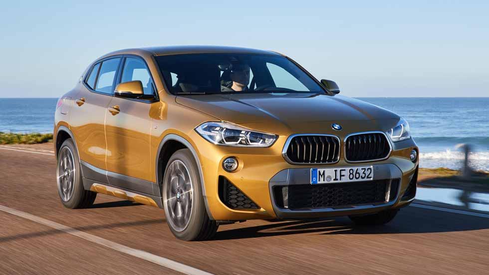 BMW X2 2018: a prueba un SUV que te gustará conducir