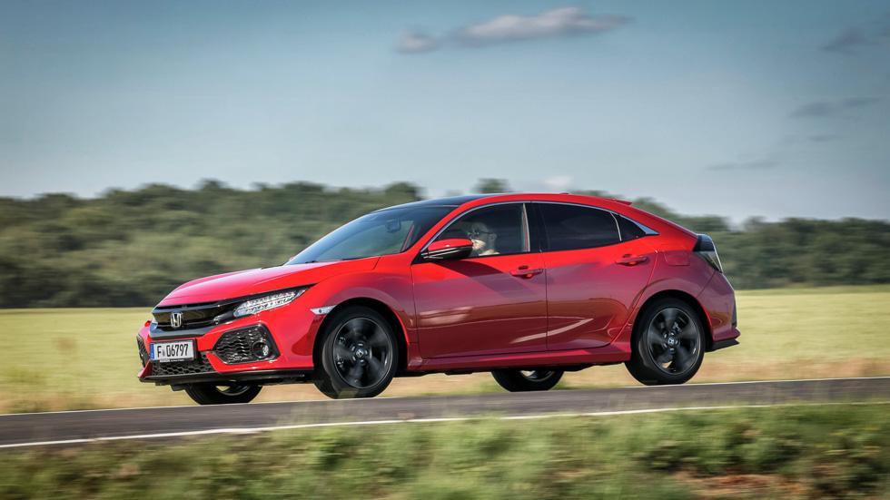 Honda Civic 1.6 i–DTEC 2018: probamos el nuevo motor Diesel
