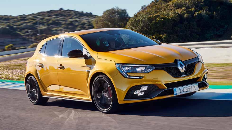 Renault Mégane R.S. 2018: prueba y precios del Mégane más potente y deportivo