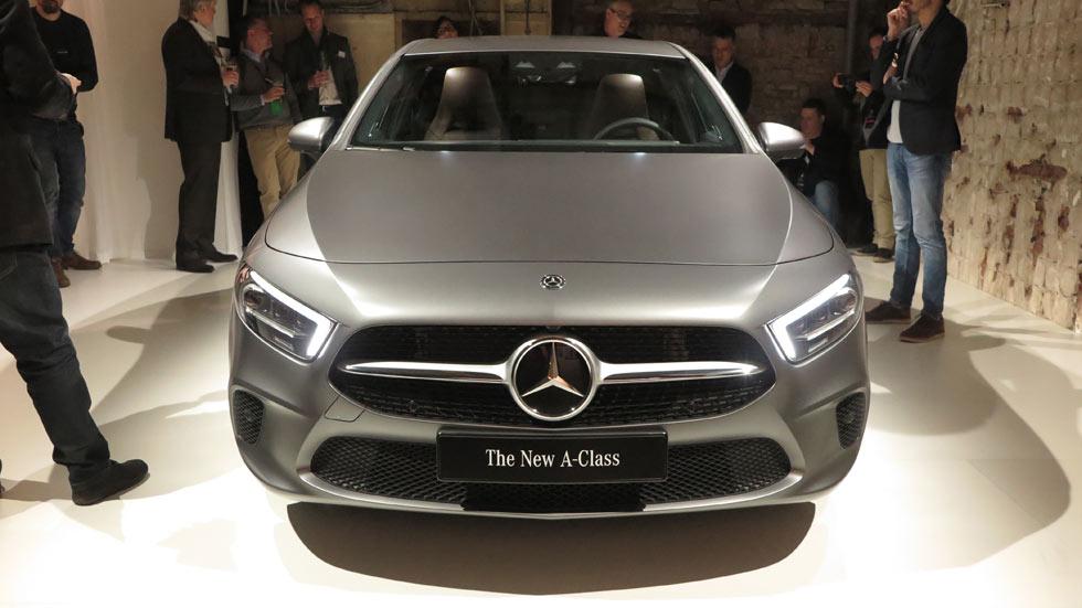 Mercedes Clase A 2018: nos subimos al nuevo compacto (opiniones y claves)