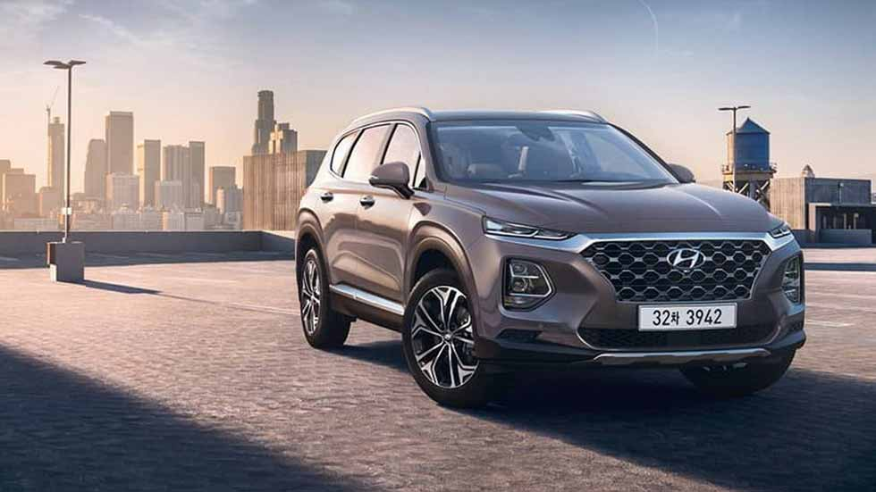 Hyundai Santa Fe 2018: primeras fotos oficiales del nuevo gran SUV