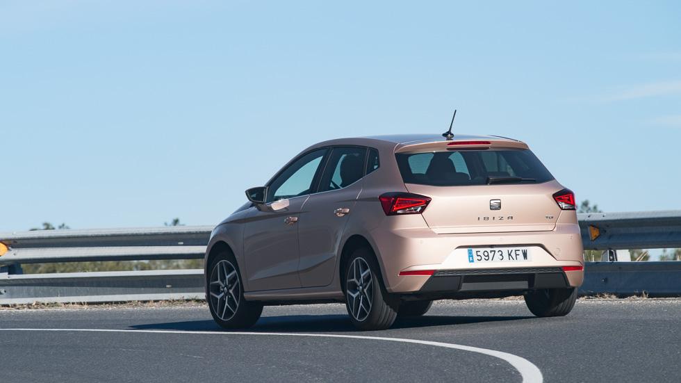 """Probamos el nuevo Seat Ibiza de gas natural: un interesante coche """"eco"""" (Vídeo)"""