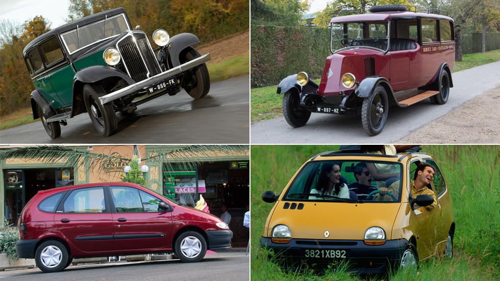 Renault cumple 120 años: su historia y sus innovaciones, en FOTOS y VÍDEO