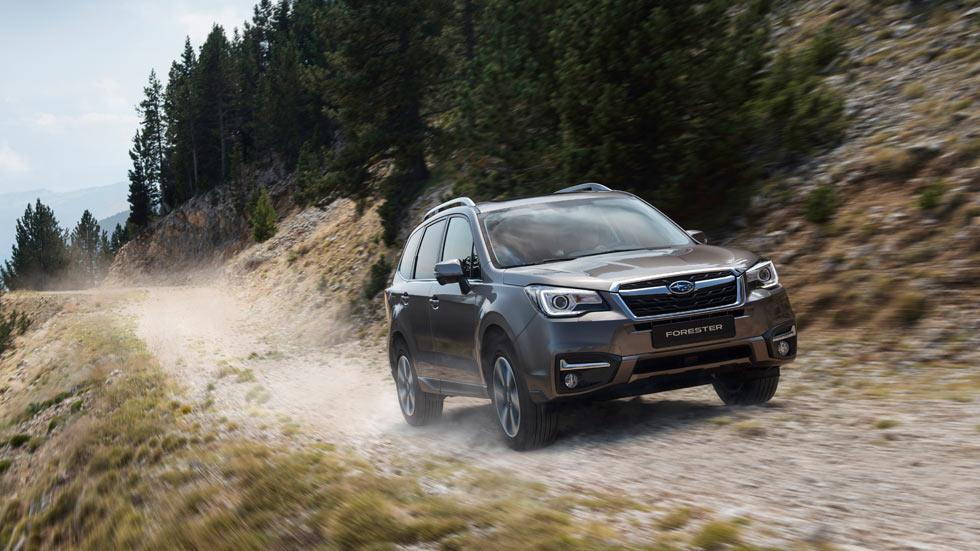 Subaru Forester 2018: precios y todos los datos del nuevo SUV 4x4