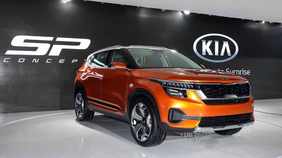Kia Sp Concept Asi Es El Nuevo Suv Barato Que Se Vendera En 2019