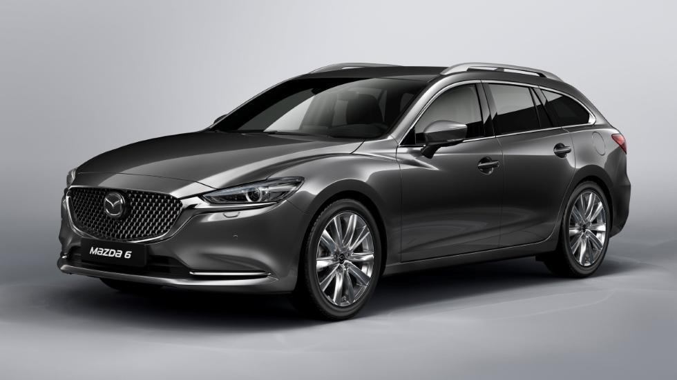Mazda 6 Wagon 2018: la versión familiar se presenta en el Salón de Ginebra