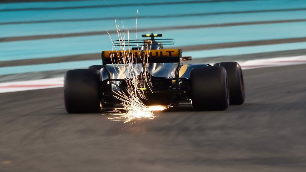 Fórmula 1: el Renault R.S.18 y su nuevo cambio