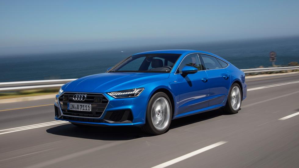 Probamos el Audi A7 Sportback 2018: lujo deportivo