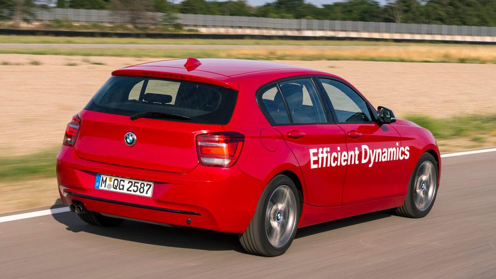 BMW EfficientDynamics: sus 10 claves para rebajar el consumo de los coches