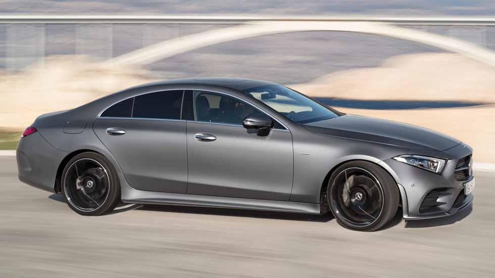 Mercedes CLS 2018: precios y detalles de la gran berlina coupé