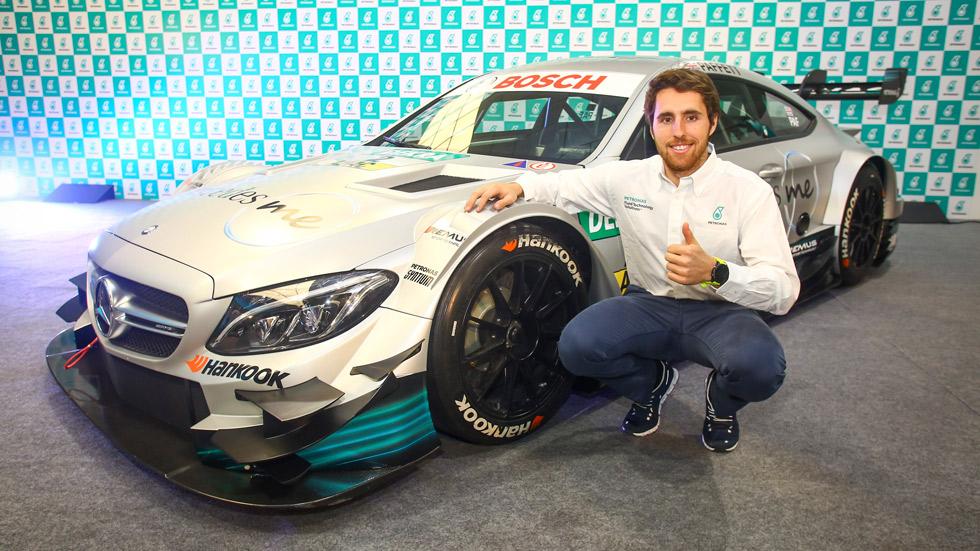 Dani Juncadella vuelve al DTM con Mercedes en 2018